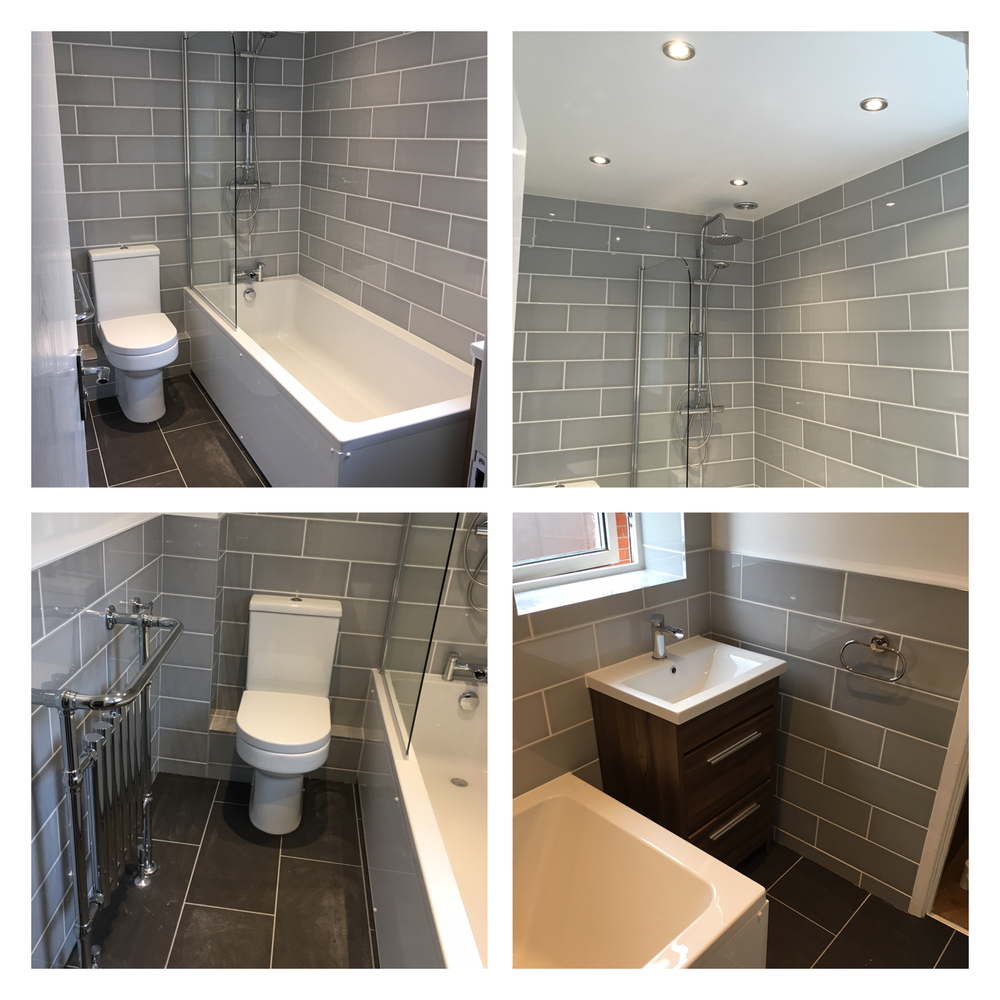 Smc plumbing and heating 100 feedback plumber bathroom Bathroom design service cardiff