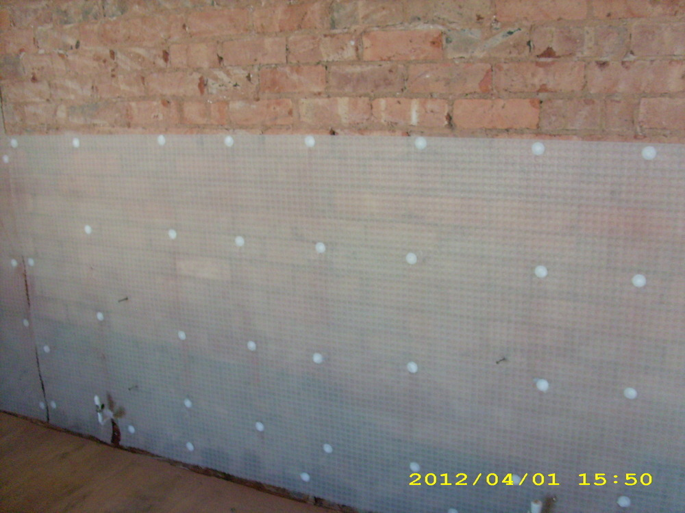 Damp Proof Membrane : A p plastering damp proofing feedback