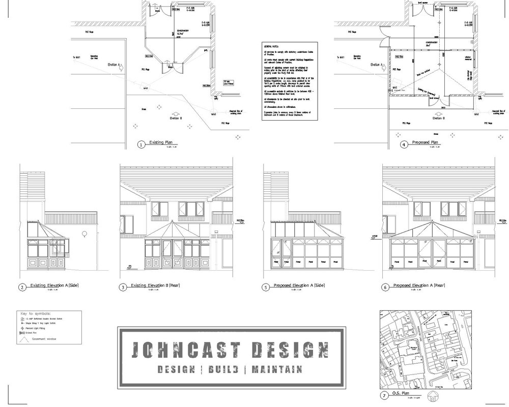 johncast design limited  100  feedback  architectural