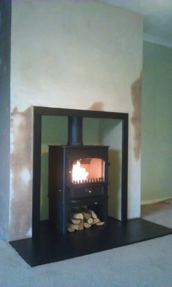 The Stove Installation Company 94 Feedback Chimney