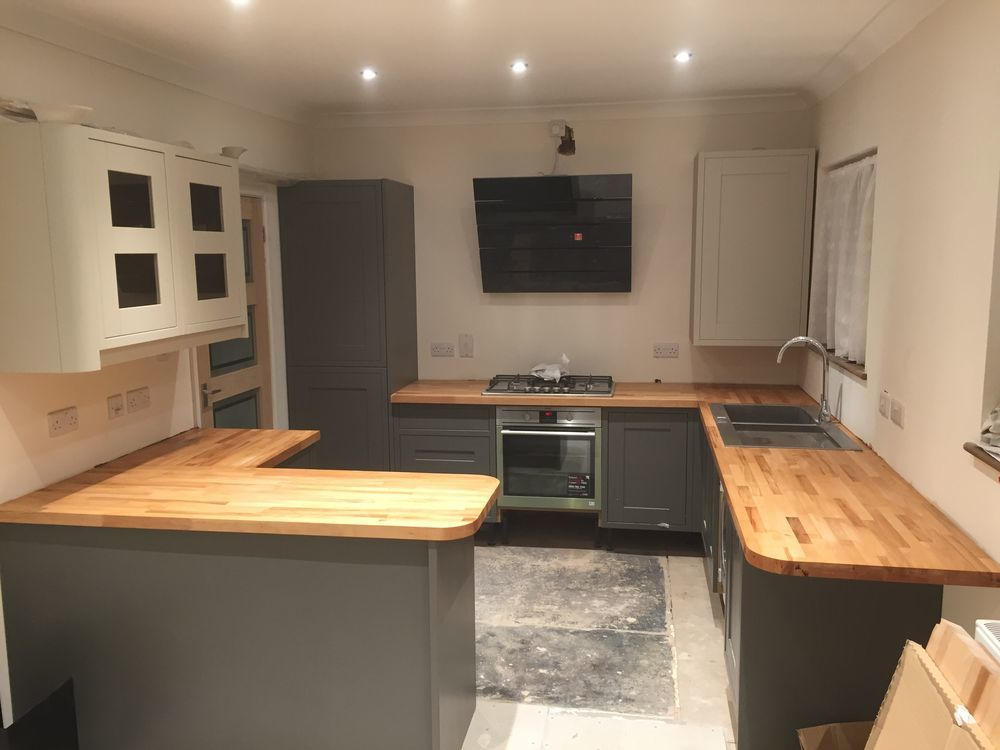 Lee Street Construction 100 Feedback Conversion Specialist Kitchen Fitter In Paignton