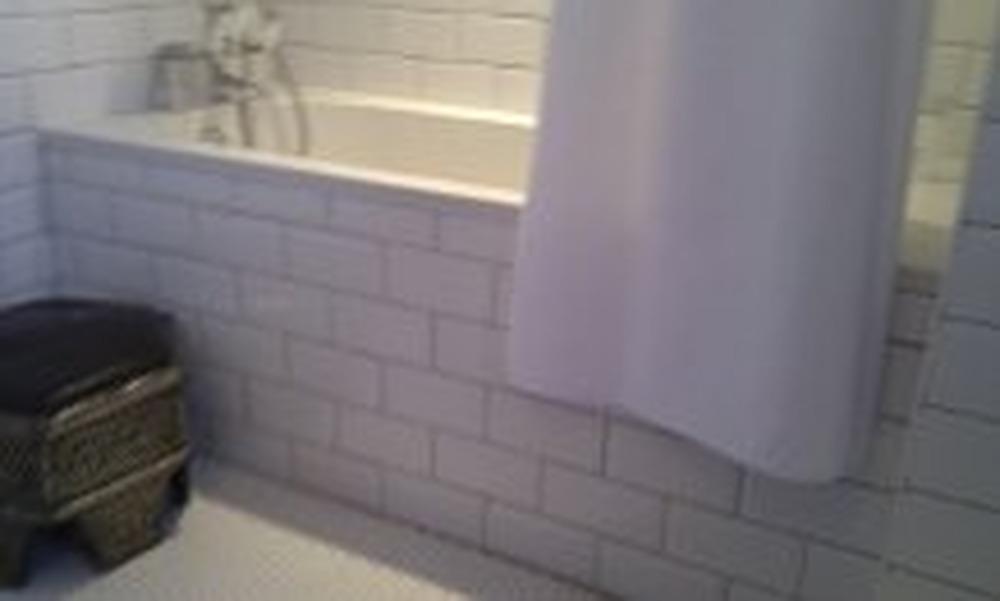 Brick Effect Wall Tiles >> Whibhard Builders: 98% Feedback, Kitchen Fitter, Bathroom