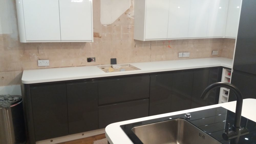 transform home improvements 100 feedback kitchen fitter