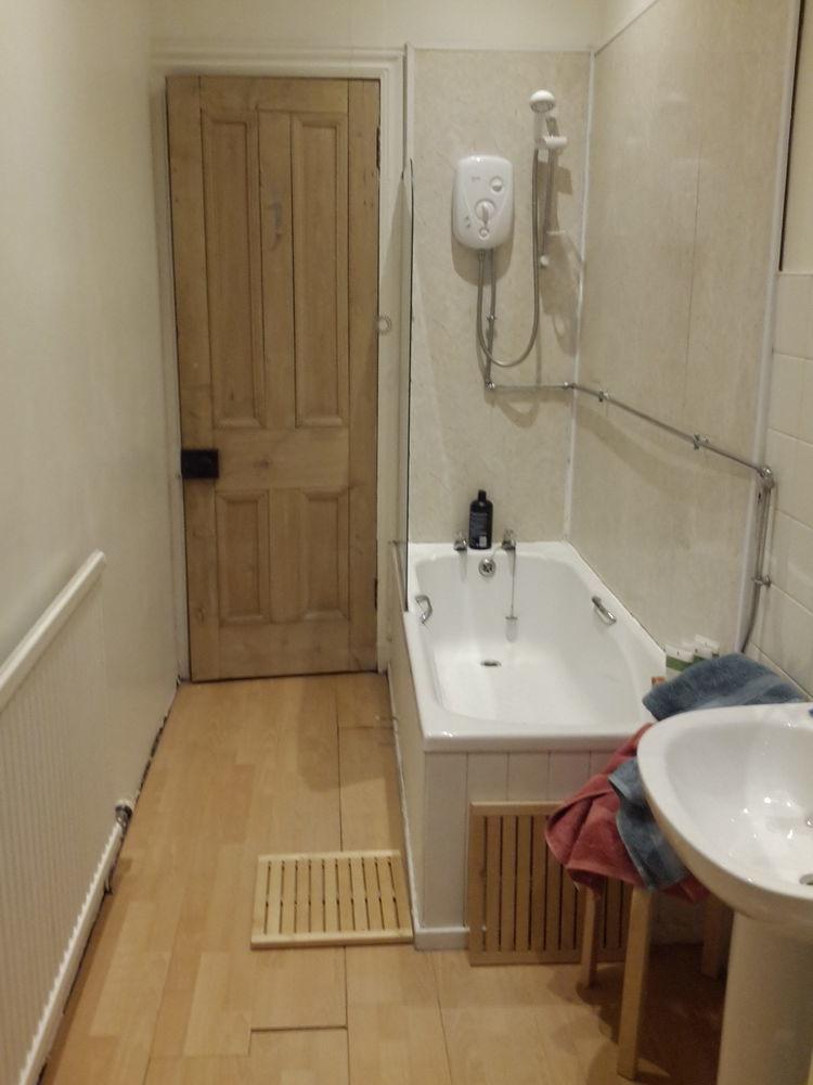 Bathroom Sinks Glasgow fit out bathroom in glasgow tenement flat - bathroom fitting job