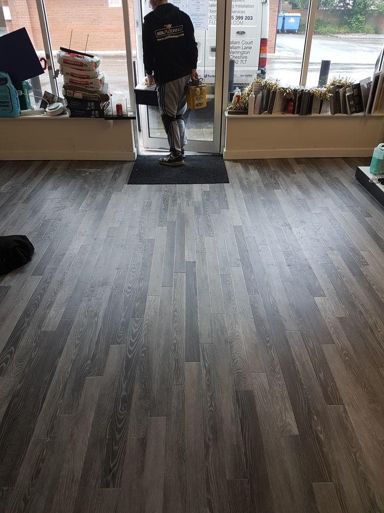 Michael Floorlayer 96 Feedback Flooring Fitter In