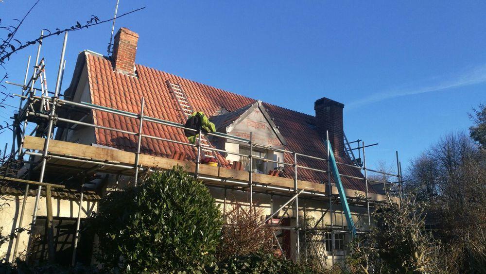 Dwenger Roofing 100 Feedback Pitched Roofer Flat