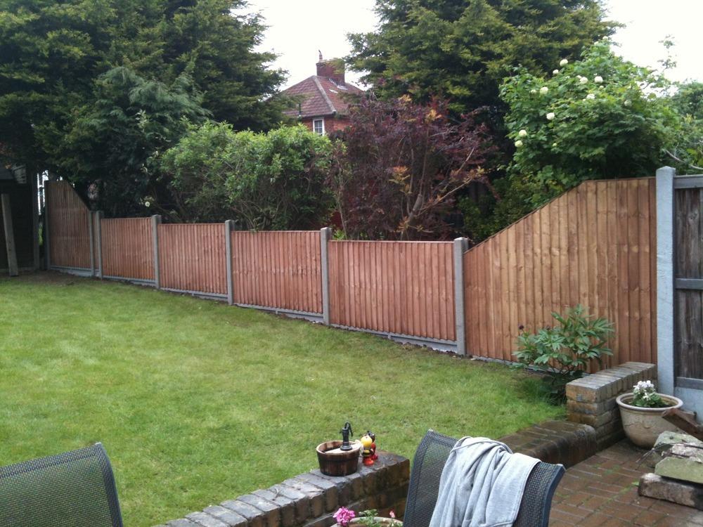 thompson fencing 100 feedback fencer in hertford. Black Bedroom Furniture Sets. Home Design Ideas