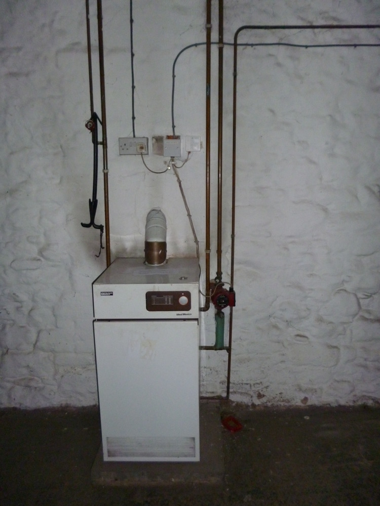 Service Rayburn And Ideal Mexico Boiler Gas Work Job In