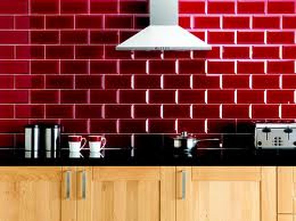 kitchen splashback tiling tiling job in blackburn. Black Bedroom Furniture Sets. Home Design Ideas