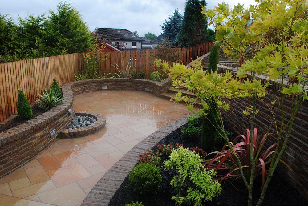 Briarlea Landscapes And Driveways Scotland Ltd Driveway Paver Landscape Gardener In Rosebank