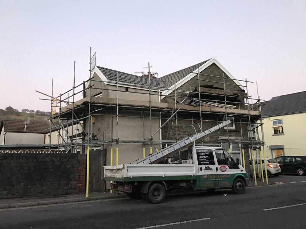 Close Building Amp Maintenance 100 Feedback Roofer