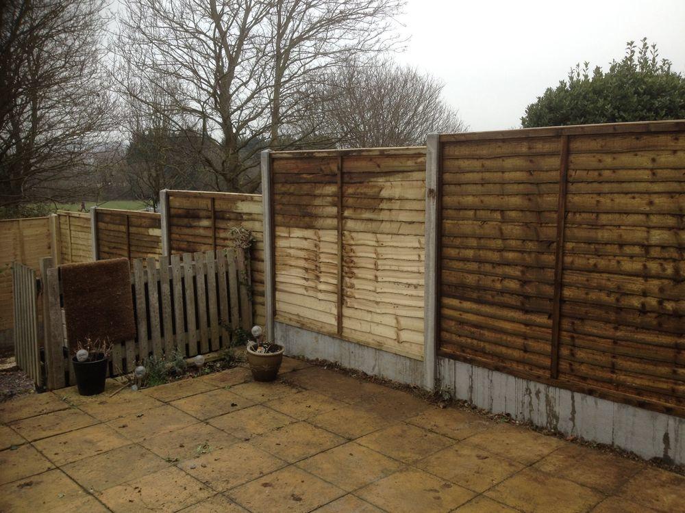 Tunbridge Wells Fencing 100 Feedback Fencer Landscaper