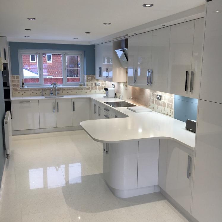 Arthur Morgan Cabinet Makers: 100% Feedback, Kitchen