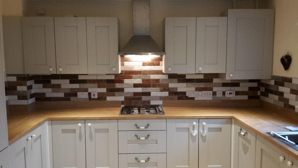 100 feedback tiler bathroom fitter plasterer in nottingham