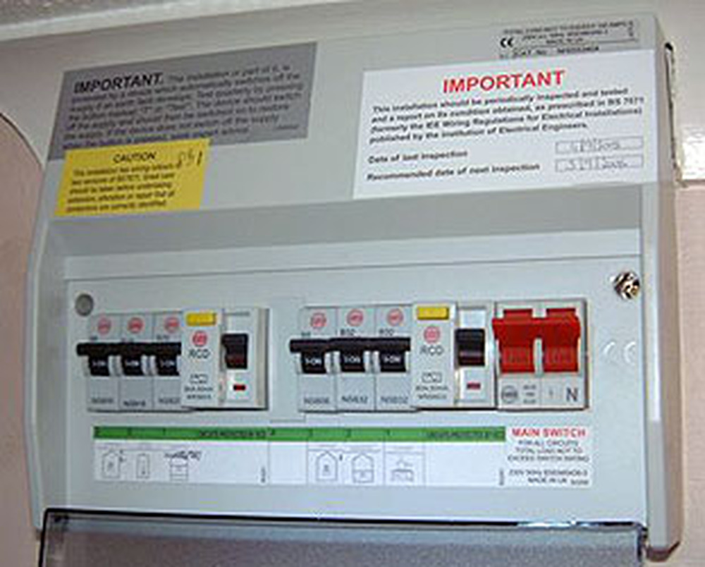 Cooker Tripping Fuse Box : A electricians feedback electrician in borehamwood