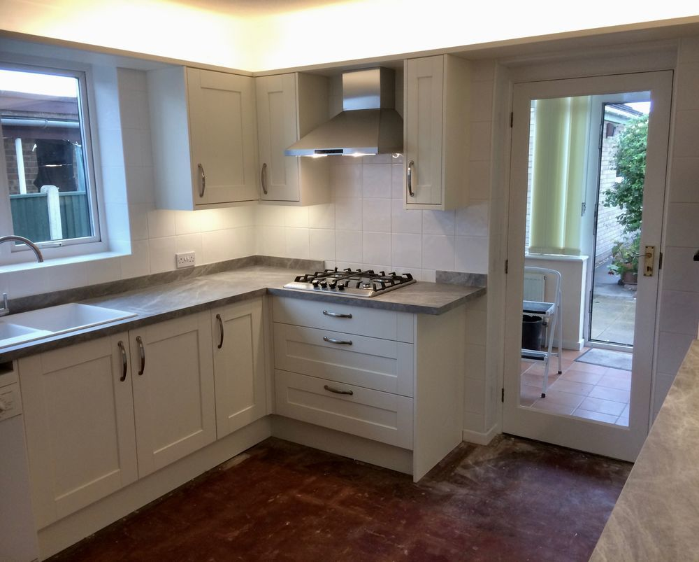 Shane Betts Kitchens And Bathrooms Norwich
