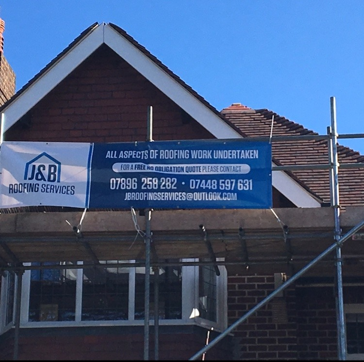Jb Roofing Services 98 Feedback Pitched Roofer Flat