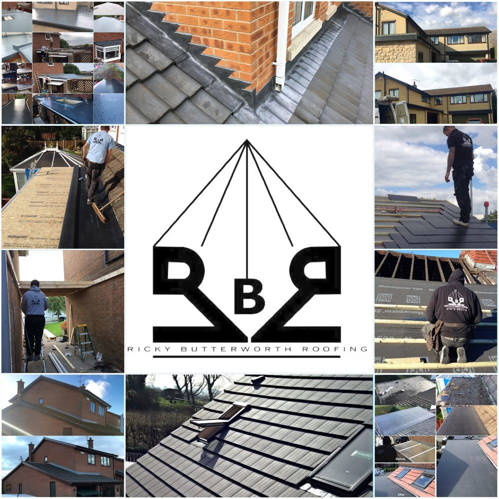 Ricky Butterworth Roofing 100 Feedback Pitched Roofer