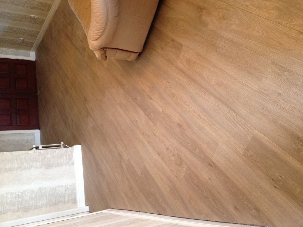 A m joinery services ltd 98 feedback carpenter joiner for Laminate flooring services