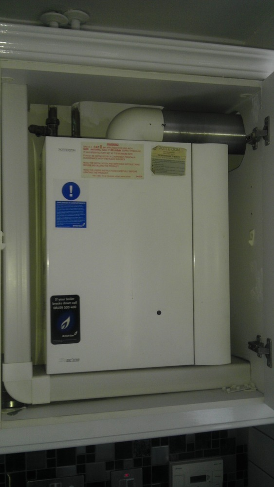 Fit New Combi Boiler To Replace Traditional Boiler