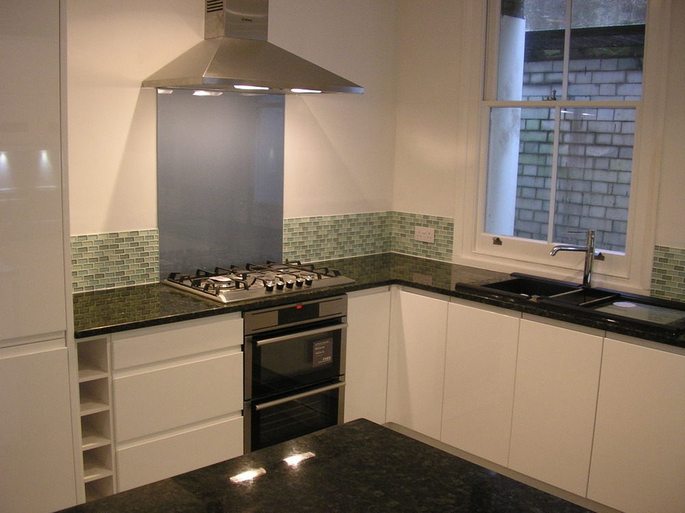 glass tiles kitchen splashback ay installations 97 feedback kitchen fitter bathroom 3825