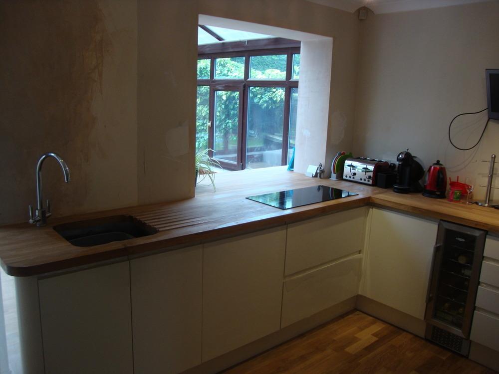 We are specialist kitchen renovators who create kitchen