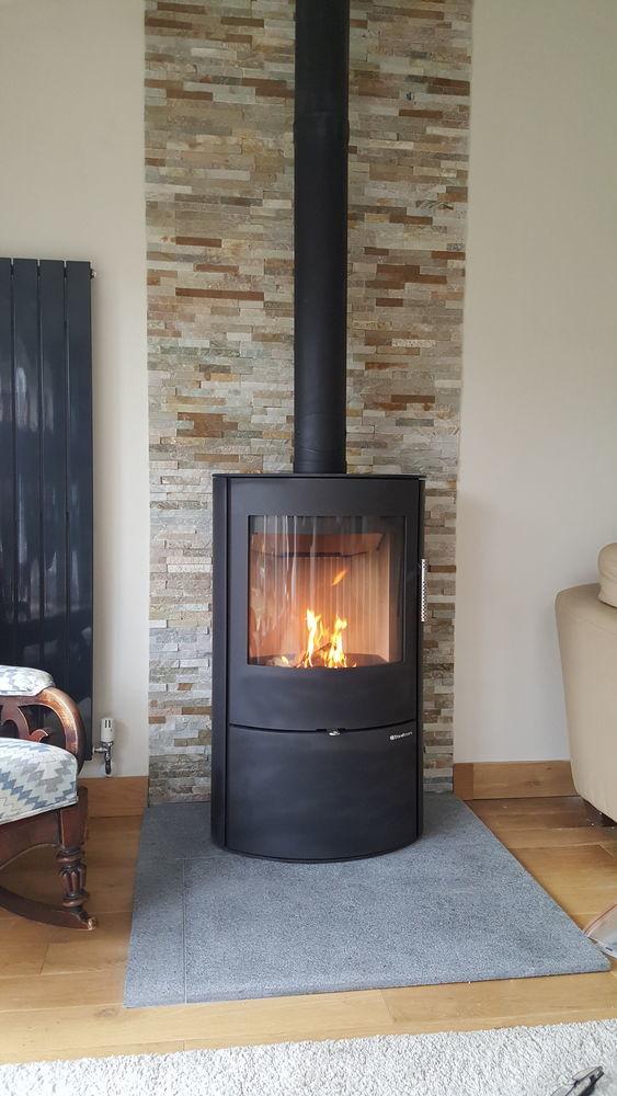Fireside Design Solutions 100 Feedback Chimney