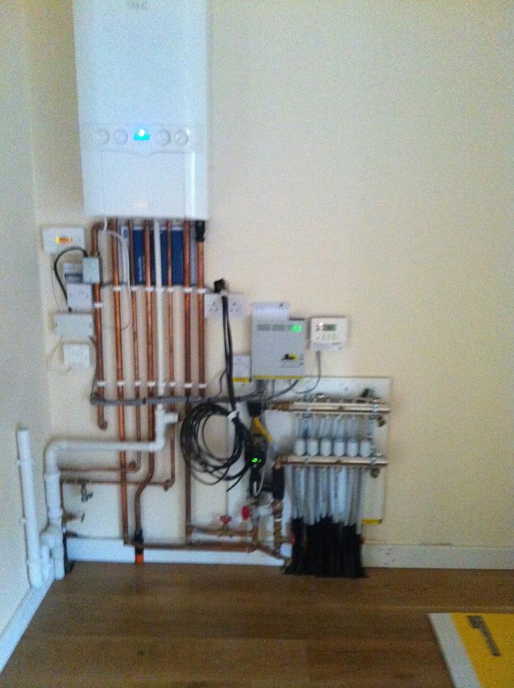 N J Heath Electrical Ltd 100 Feedback Electrician In