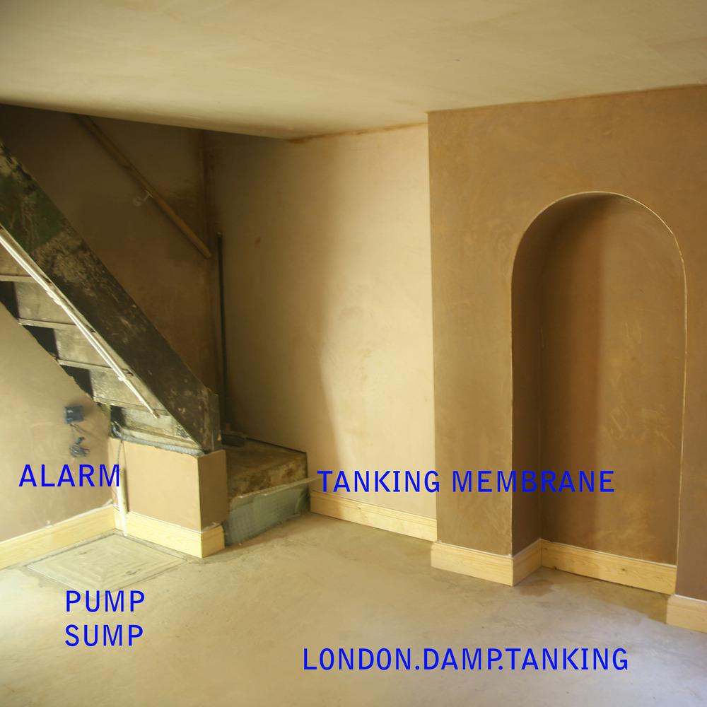 london damp tanking 97 feedback damp proofing specialist in
