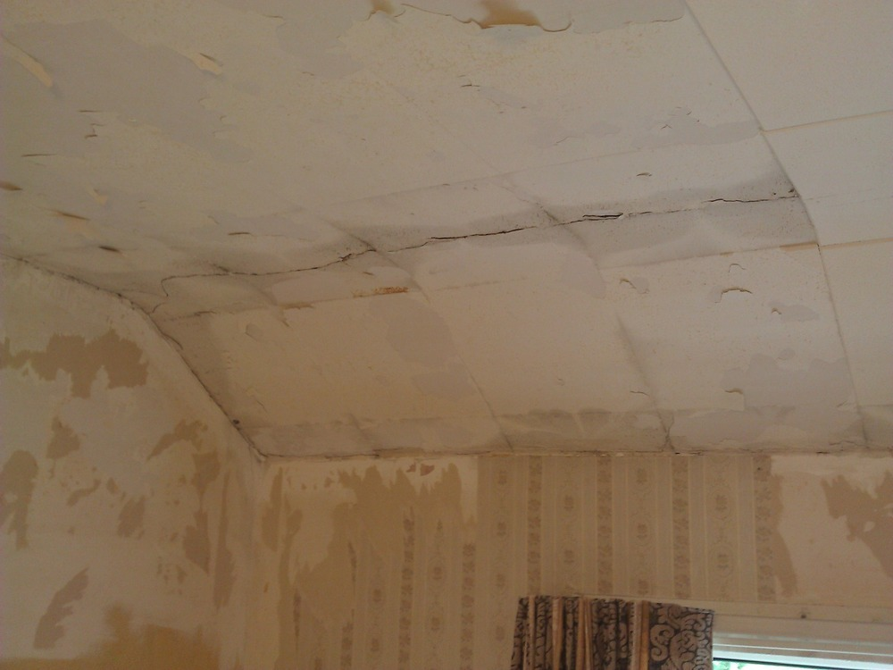 Plaster 2 Bedrooms With Curved Ceilings Plastering Job