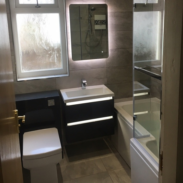 Custom Bathrooms Glasgow 100 Feedback Bathroom Fitter