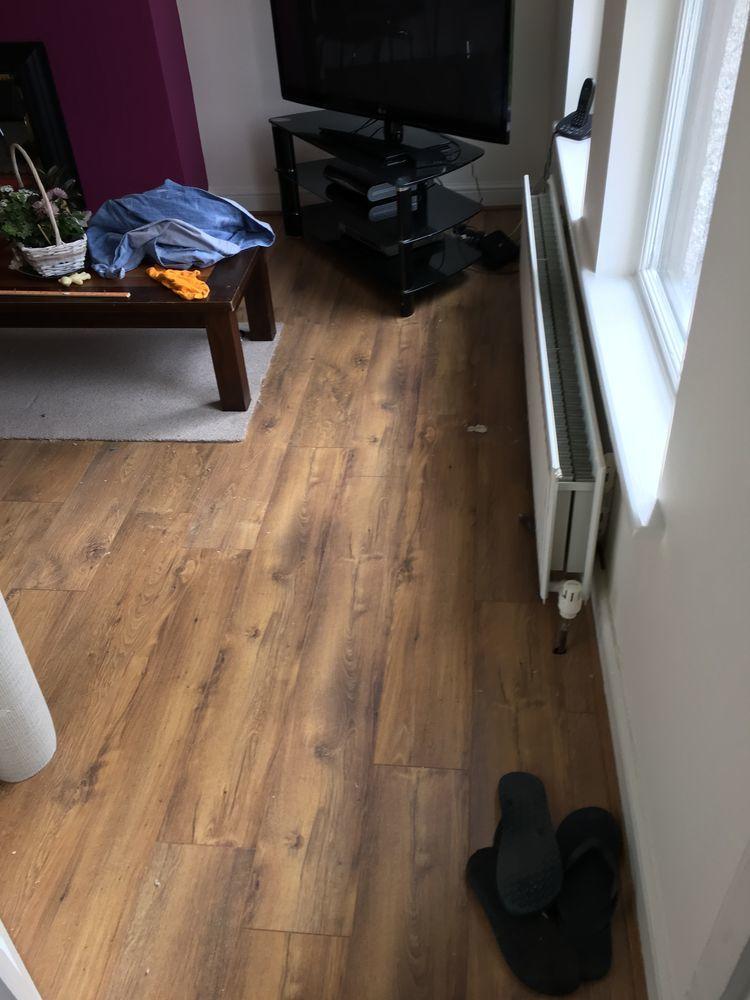 A J Burness 98 Feedback Carpet Amp Lino Fitter Flooring