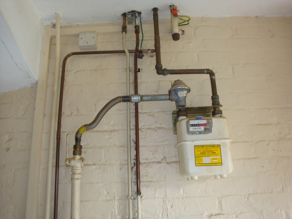 Reconnect Gas Meter When Moved Gas Work Job In Dagenham