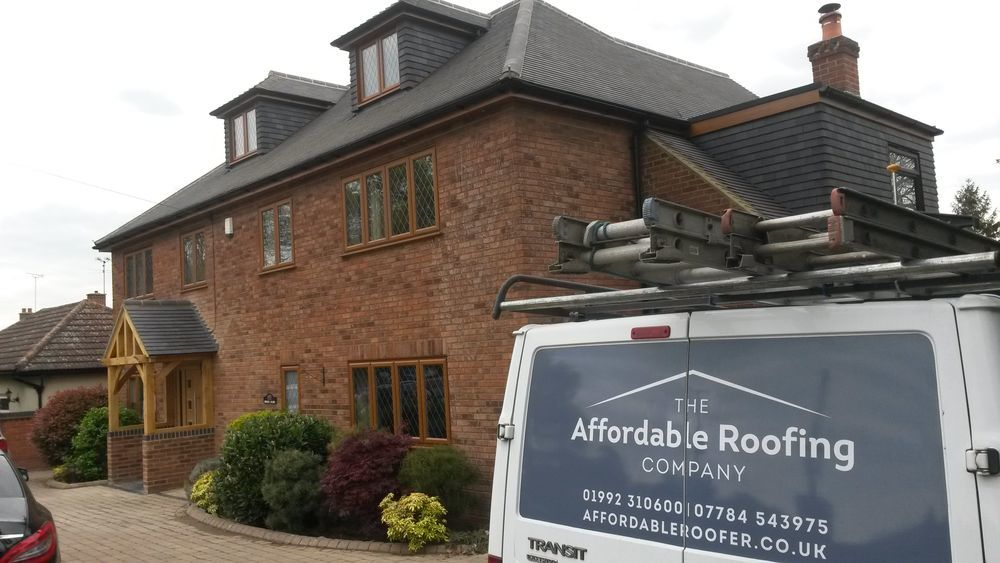 The Affordable Roofing Company Ltd 100 Feedback Roofer