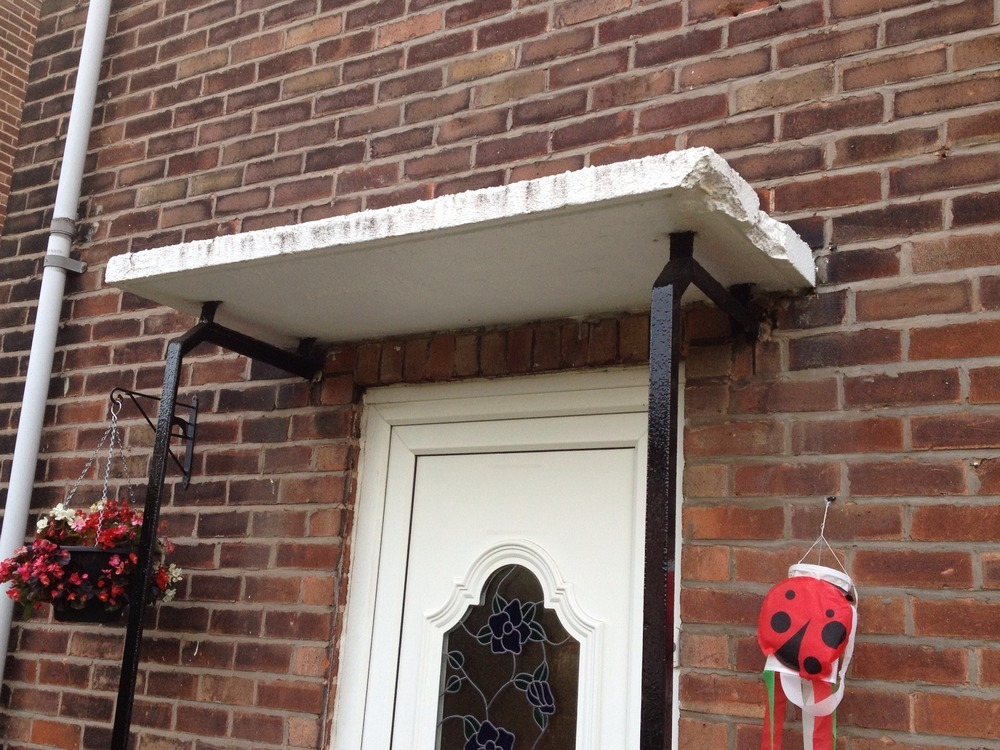 Lintel Required Above Window Amp Door Canopy Removal