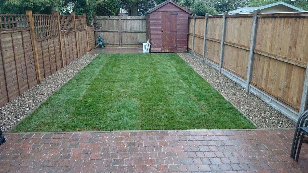 Ba Construction 100 Feedback Landscape Gardener Fencer