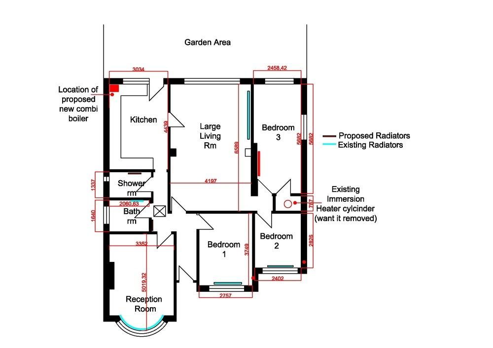 HD wallpapers plumbing diagram for combi boiler www ...