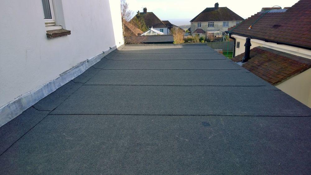 Trojan Asphalt Flat Roofing Specialists 100 Feedback