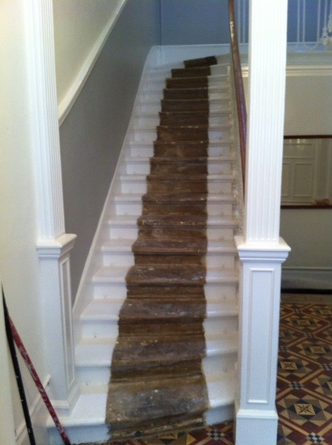 Supply And Fix New Stair Carpets Carpet Fitting Job In