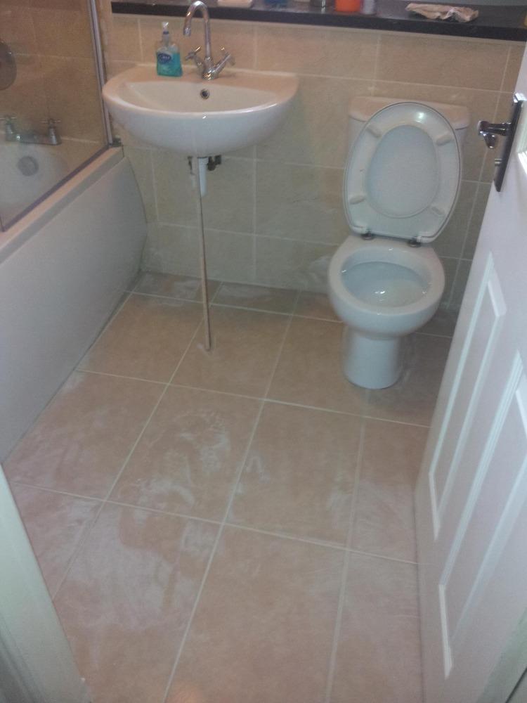 Bathroom Flooded Best Flood - Flooded bathroom