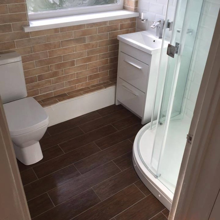S.Williams installations: 98% Feedback, Bathroom Fitter ...