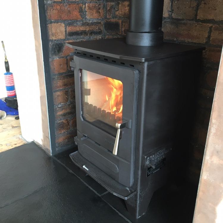 Fireplace & Stove Installations GFI: 100% Feedback, Chimney ...