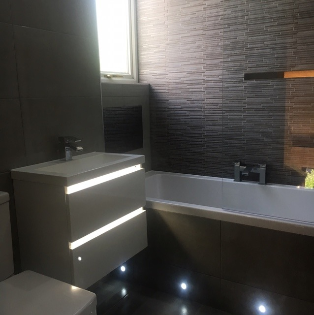 Bathroom Lighting Glasgow custom bathrooms glasgow: 100% feedback, bathroom fitter in