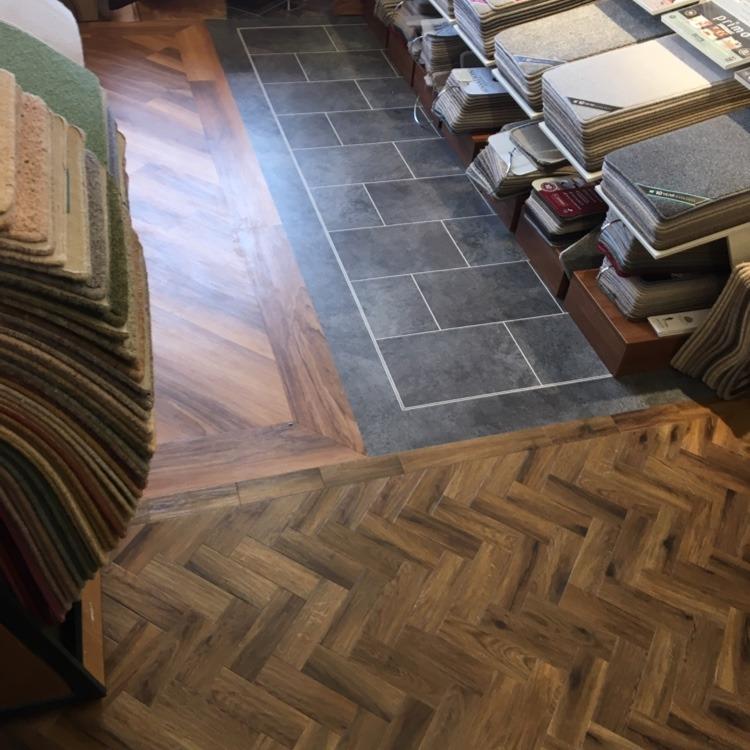 Mcnicholas flooring 100 feedback flooring fitter in for Builders pride flooring installation