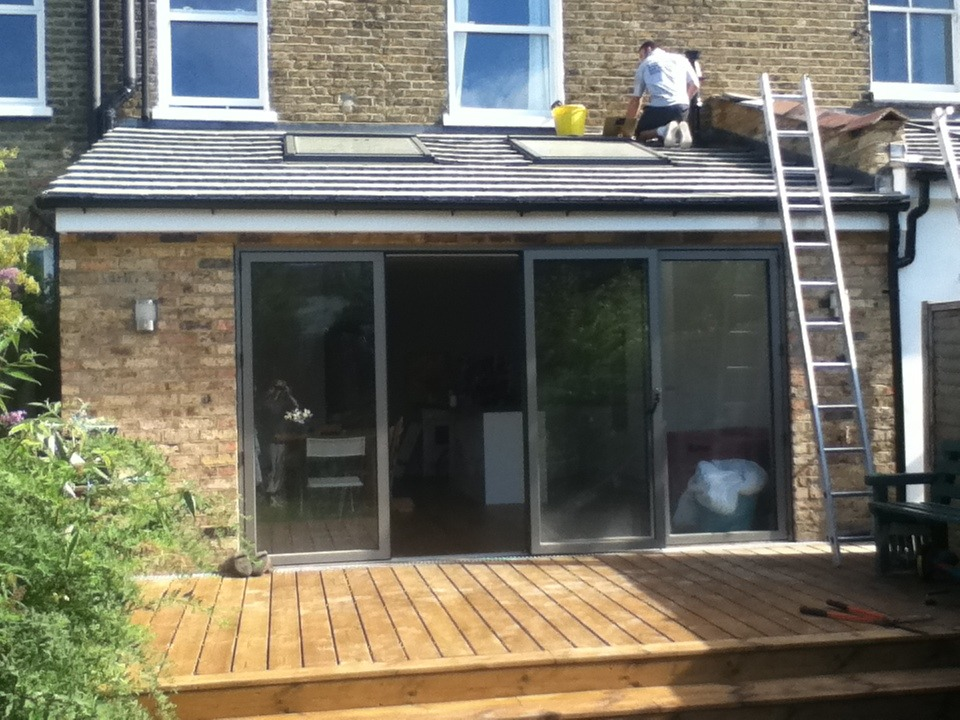 All Build Roofing Ltd 98 Feedback Roofer Extension