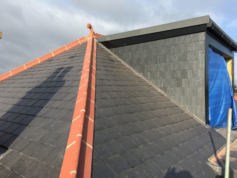 Cg Roofing Flat Roofer In Reading