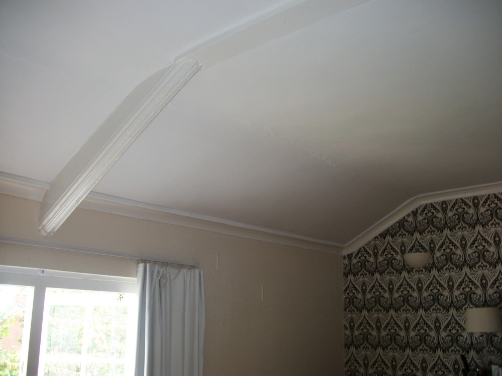 Bedroom Ceiling Remove Replace Plaster Plastering