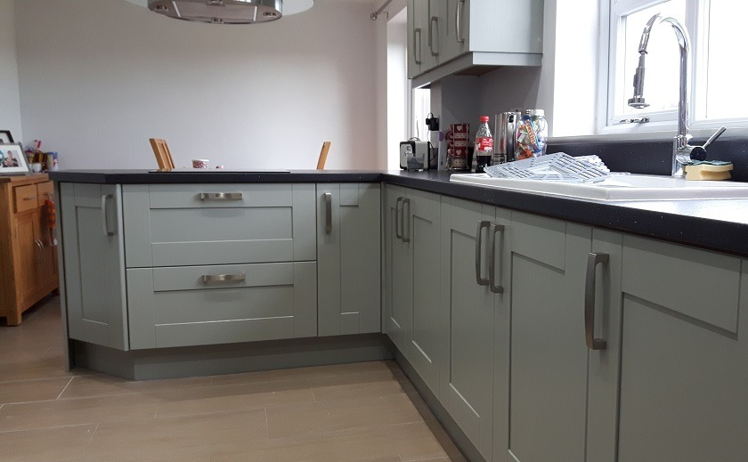 The Home Renovation Co 100 Feedback Kitchen Fitter