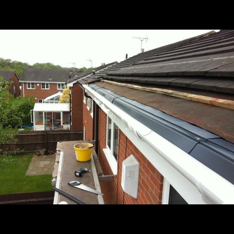 M Amp J Roofing Amp Building Ltd Flat Roofer Fascias