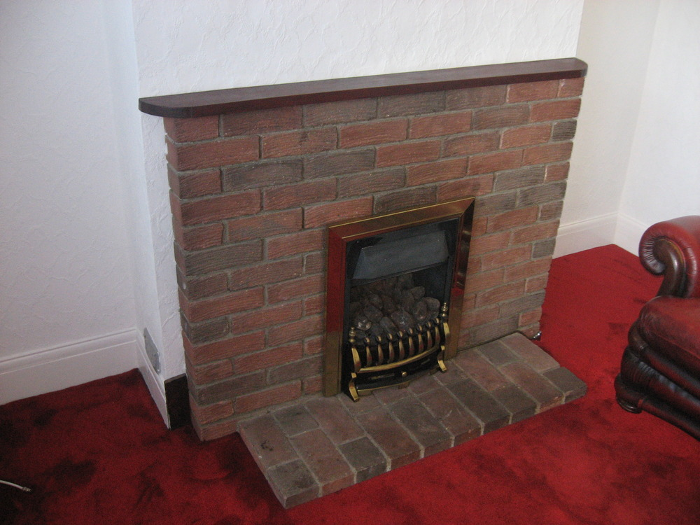 Brick fireplace old fireplace removed ready for fireplace alterations fireplace surround wall what to do